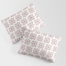 Redaka (White/Pink) Pillow Sham