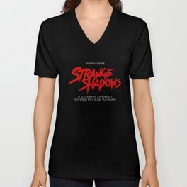 Strange Shadows Unisex V-Neck