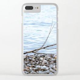 Flotsam Clear iPhone Case