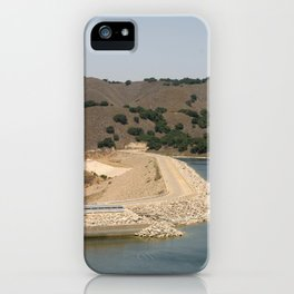 Bradbury Dam iPhone Case