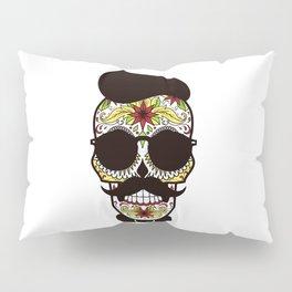 Mr. Sugar Skull Pillow Sham