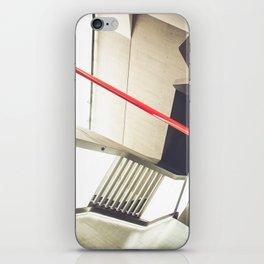 Maxxi Museum Curves, Zaha Hadid, Rome iPhone Skin
