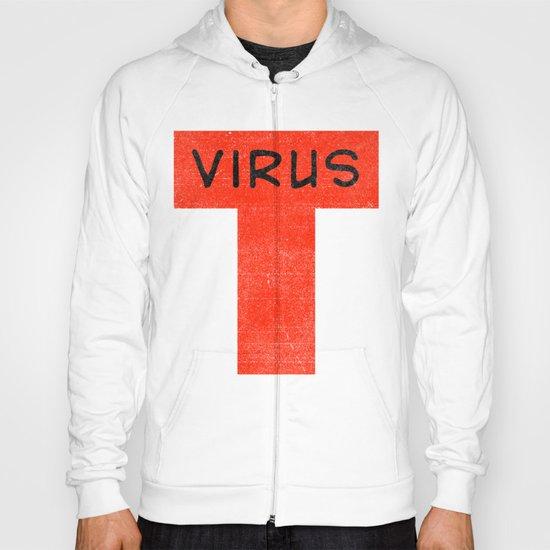 T virus Hoody
