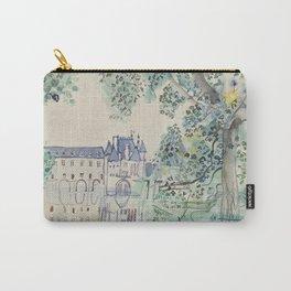 Raoul Dufy Le Chateau de Chenonceaux Carry-All Pouch