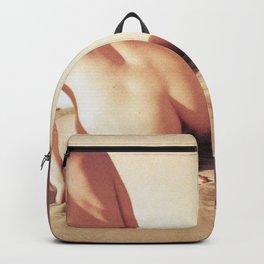 selfportrait analog Backpack