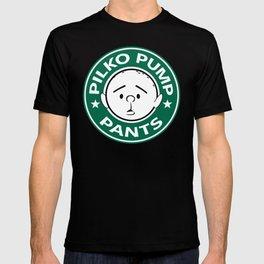 Pilko Pump Pants - Karl Pilkington Starbucks T-shirt