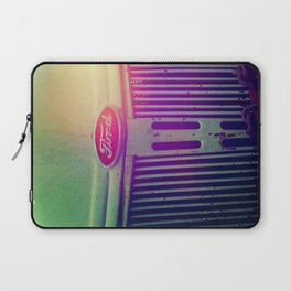 Sunset grill Laptop Sleeve