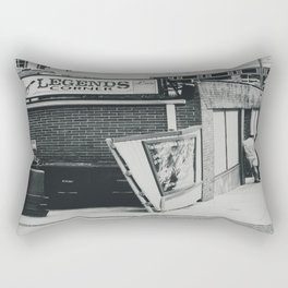 The Legends Corner Rectangular Pillow