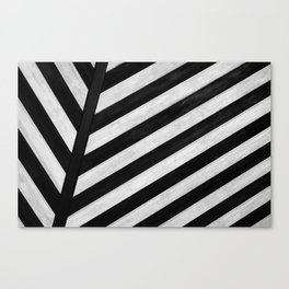 Wood lines Canvas Print