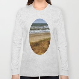 A Day at Hatteras Long Sleeve T-shirt