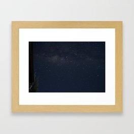 Southern Stars Framed Art Print