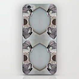 no matter how many times you put that on it's not going to work. iPhone Skin