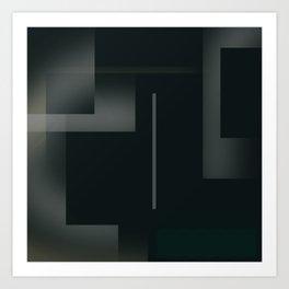 Absorption  Art Print