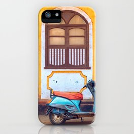 Travel photography made in India. iPhone Case