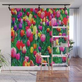 Tulips 1 Wall Mural