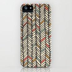Autumn Threads iPhone (5, 5s) Slim Case