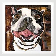 Brody Art Print
