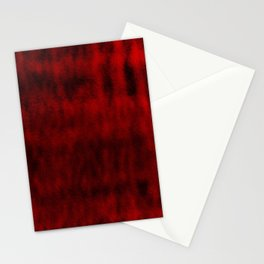 Blood drop  Stationery Cards