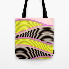 Happy Times - Sunny Fields Tote Bag