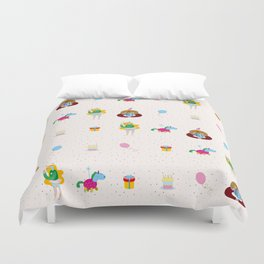 BIRTHDAY Duvet Cover