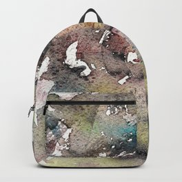 Green ing Backpack