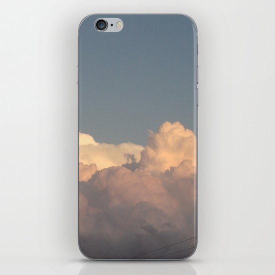 Thick Air iPhone & iPod Skin