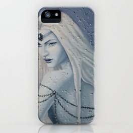 Snow Witch iPhone Case