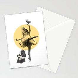 Ballerina Fish Stationery Cards