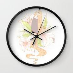Rapunzel 2 Wall Clock