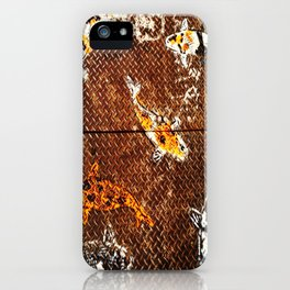 Grate Koi! iPhone Case