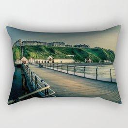That View Rectangular Pillow