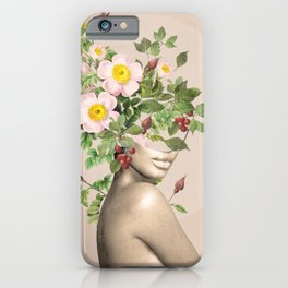 Floral beauty 14 iPhone Case