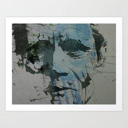Chet - Jazz Legend Art Print