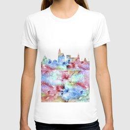 Jackson City Skyline T-shirt