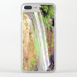 Queen Mary Falls Clear iPhone Case