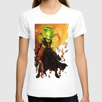 aquaman T-shirts featuring Anne Frankenstein AF1 by Lazy Bones Studios