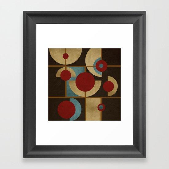 Textures/Abstract 98 Framed Art Print