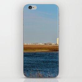 Beach To Beach View iPhone Skin