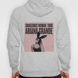 arianagrande tour2017 ty1 Hoody