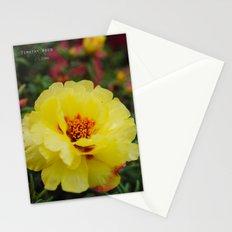 A Very Pretty Flower Stationery Cards