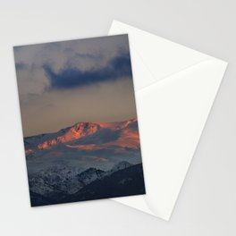 """Tosal Del Cartujo at sunset"". 3152 Meters Stationery Cards"