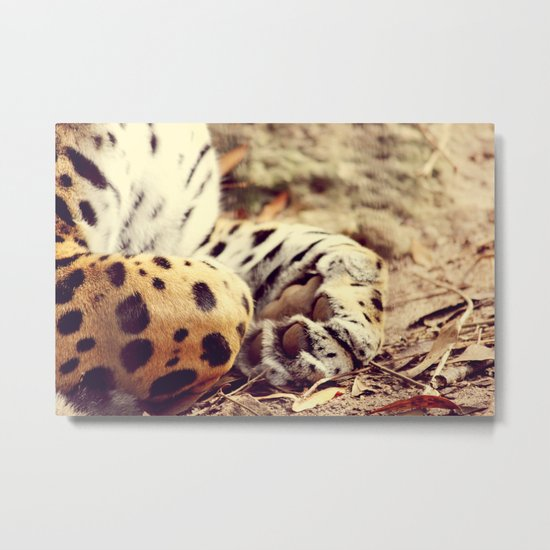 Cuddle Up Metal Print