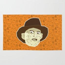 Freddy Krueger Rug