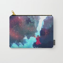 Supernatural - Witch - Waterfall Carry-All Pouch