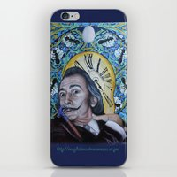 dali iPhone & iPod Skins featuring Dali  by Magdalena Almero