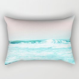 Sun. Sand. Sea. #society6 #decor #buyart Rectangular Pillow