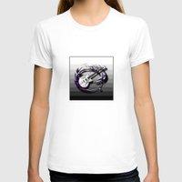 bass T-shirts featuring Music - Bass by yahtz designs