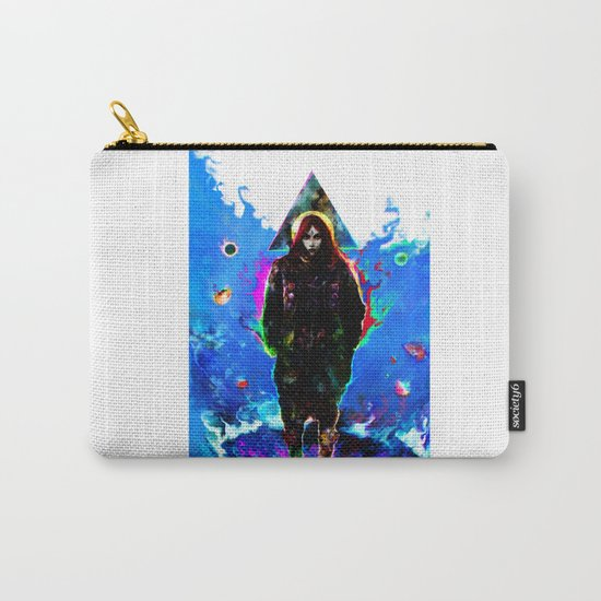 libra... Carry-All Pouch