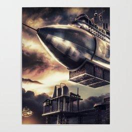 Poster - Airship Poster