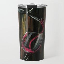Fine Wine Travel Mug